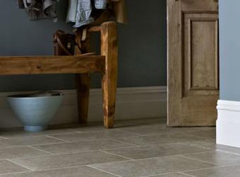 Karndean flooring portland stone