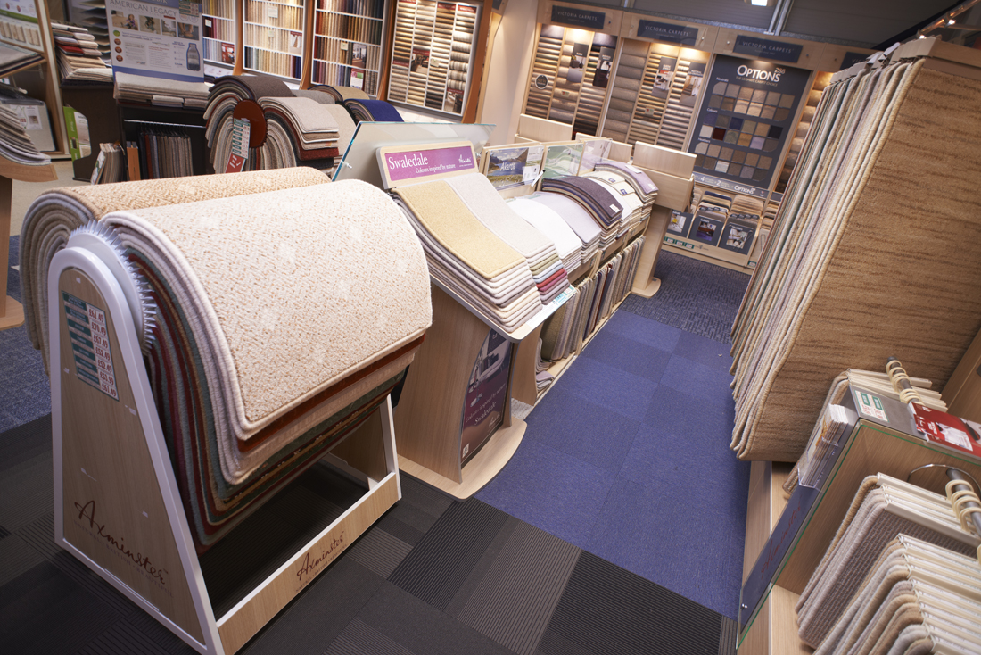 The Kennington Flooring Carpet Showroom 3