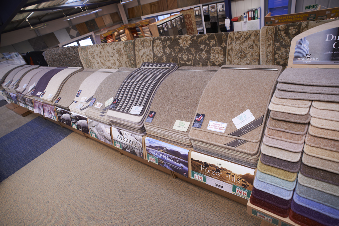 The Kennington Flooring Carpet Showroom 4