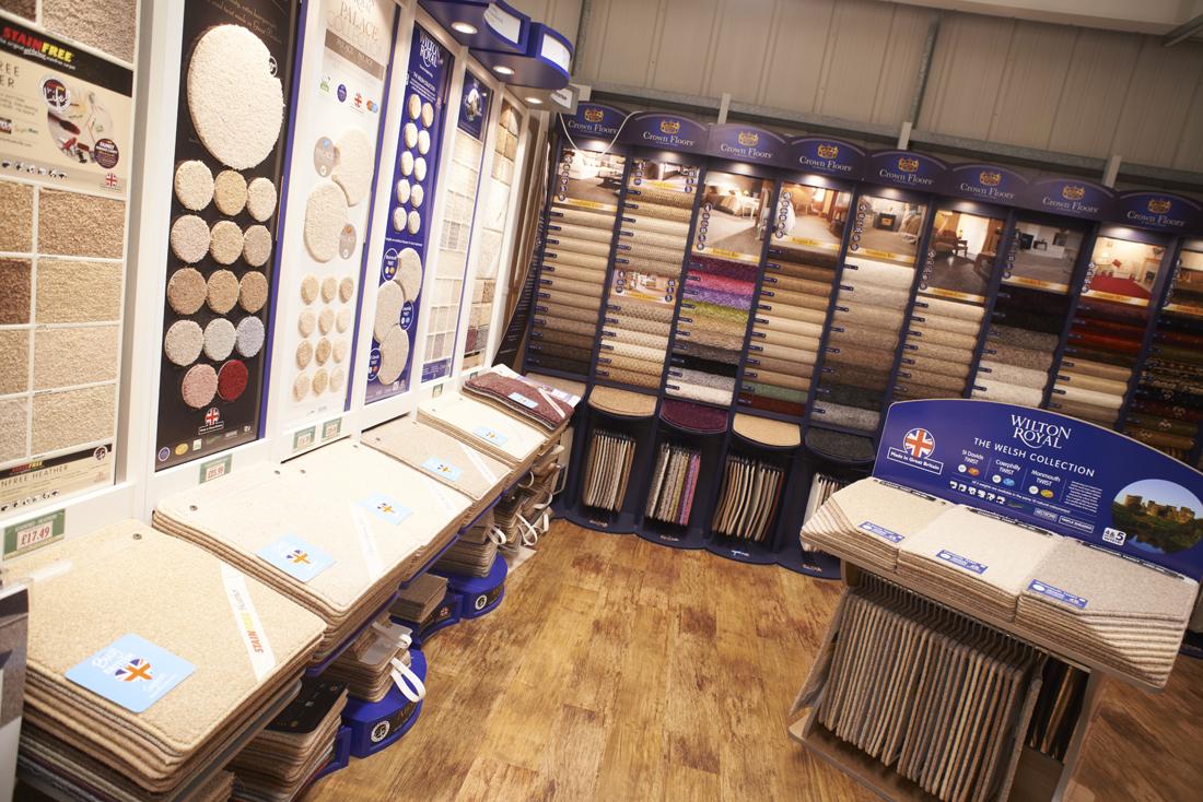 The Kennington Flooring Carpet Showroom 5