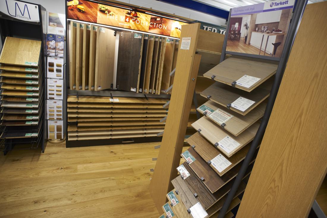 The Kennington Flooring Hardwood Flooring Showroom 2