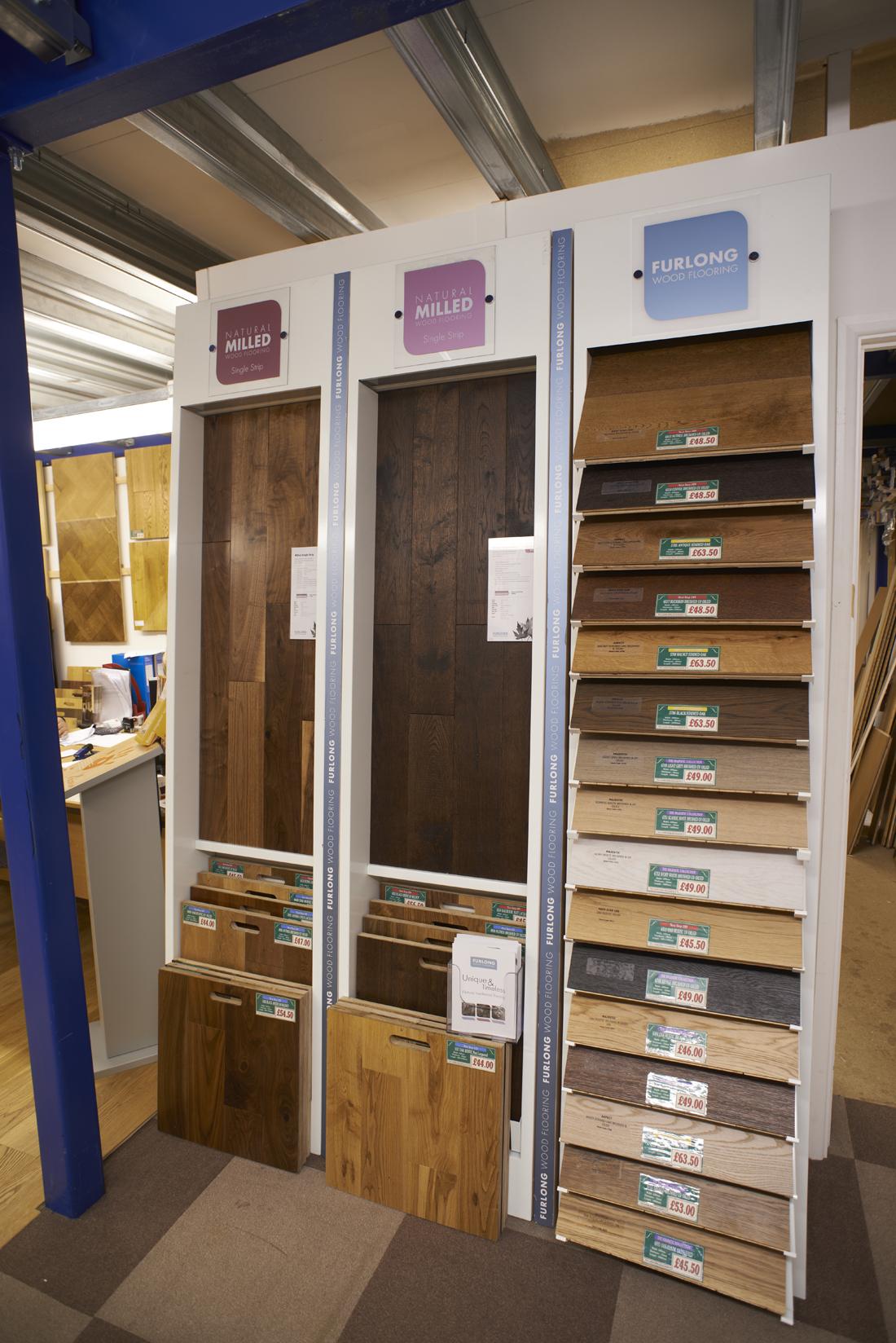 The Kennington Flooring Hardwood Flooring Showroom 3