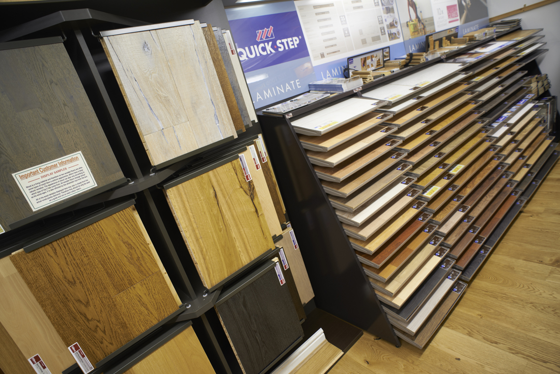 The Kennington Flooring Laminate Flooring Showroom 1