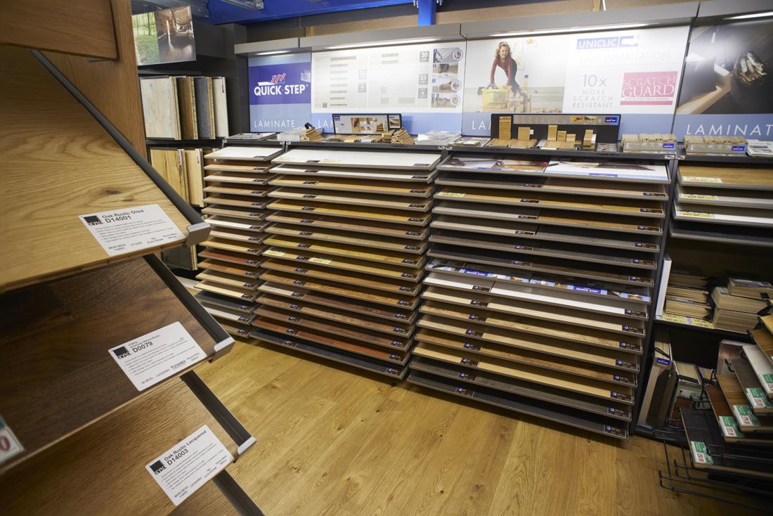 The Kennington Flooring Laminate Flooring Showroom 2