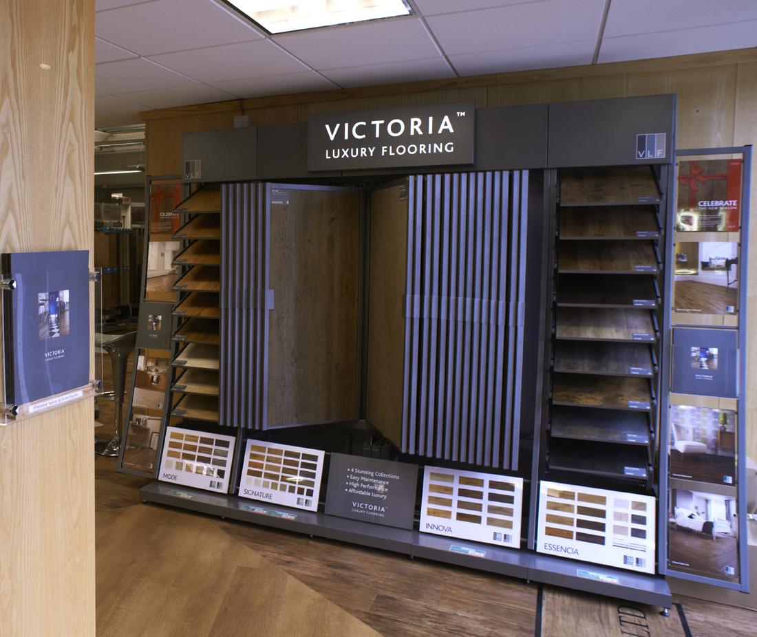The Kennington Flooring Vinyl Flooring Showroom 1