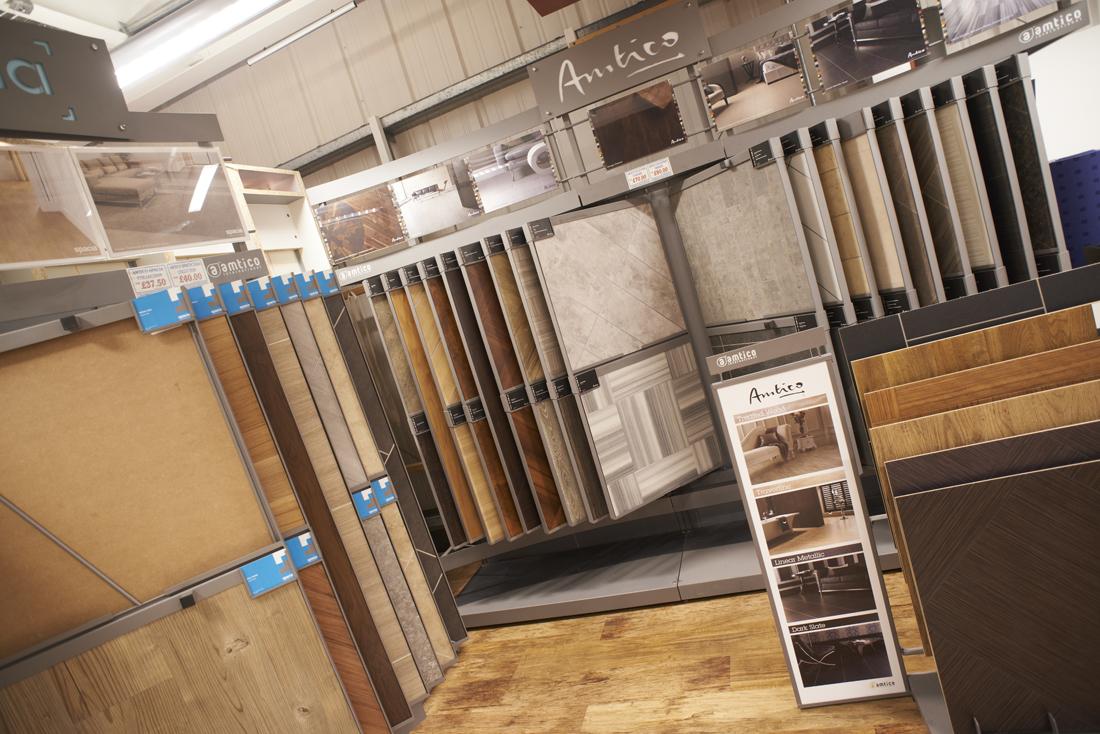 The Kennington Flooring Vinyl Flooring Showroom 2