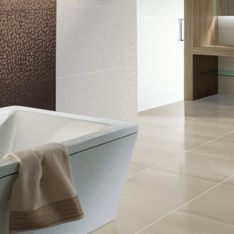 Bathroom flooring oxford kennington flooring for Warm feel bathroom floor tiles