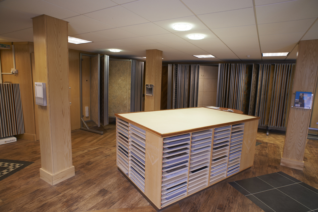 Visit our carpet flooring showroom kennington flooring for Showroom flooring ideas