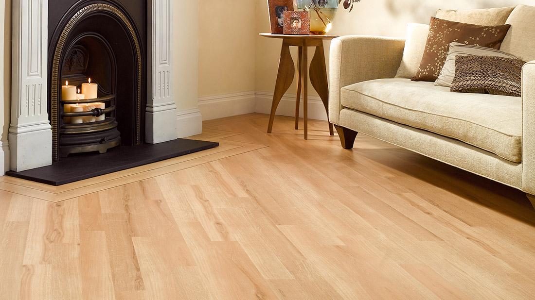 Lino vinyl flooring